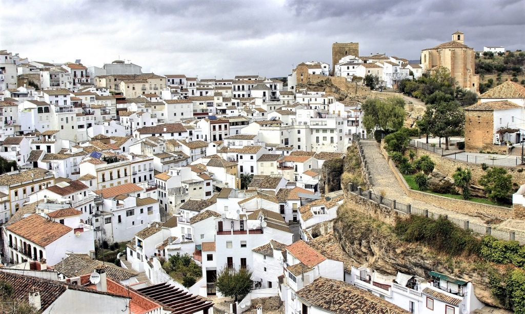 Andalusia White Towns